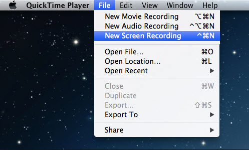 free screen recorder for OS X Mountain Lion