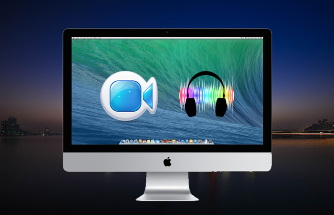 record Mac screen with audio