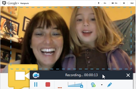 pro version record google hangout