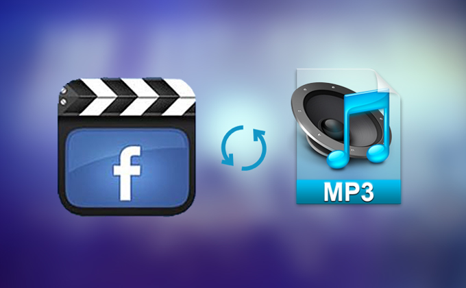 Facebook video to MP3