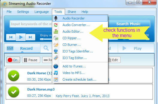 myspace converter functions