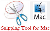 Snipping tool on Mac