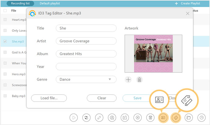 advanced id3 editor