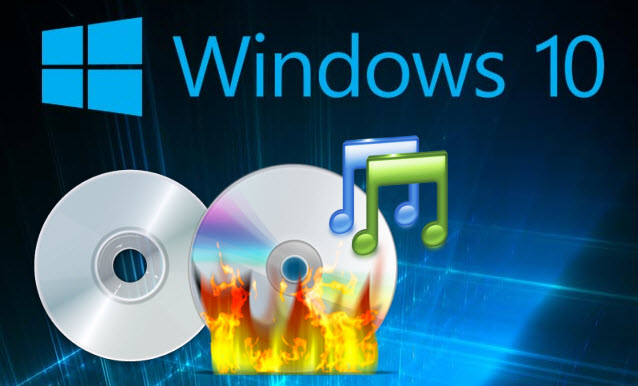 win 10 cd burner