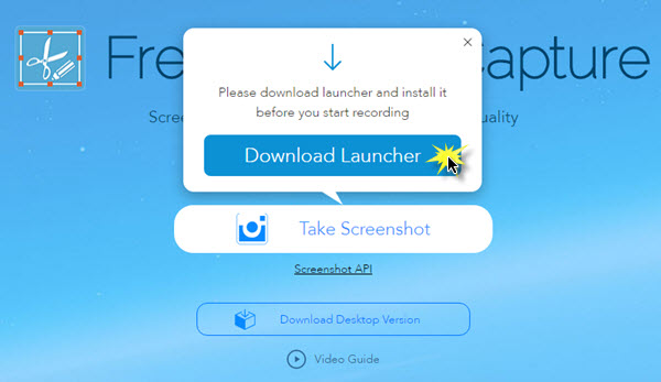 download launcher