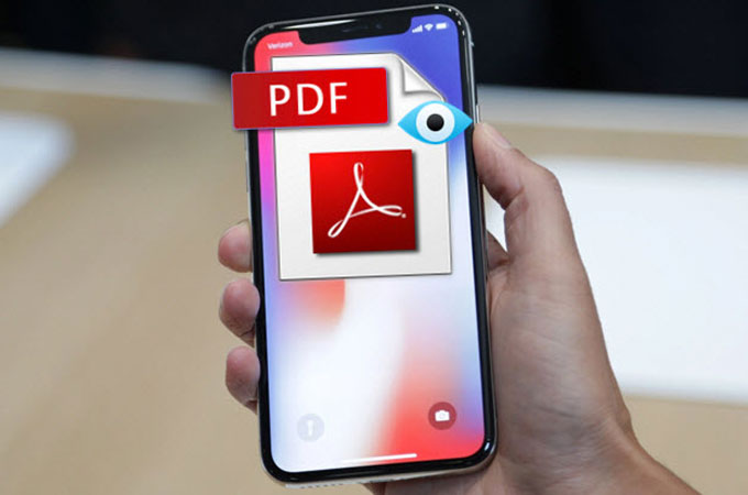 PDF Reader for iPhone X