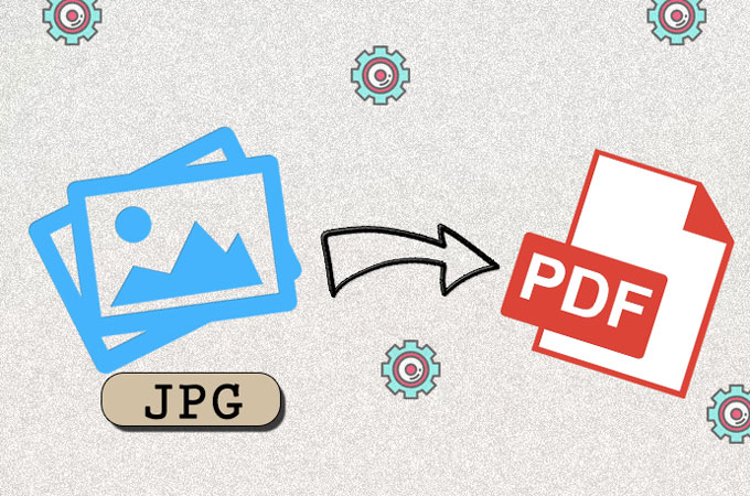 JPG to PDF Software