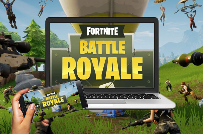 play fortnite on pc