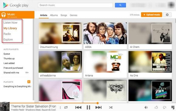 best music search sites