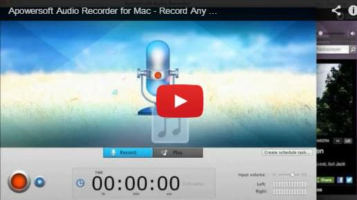 mac audio recorder youtube