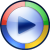 Windows media player logo