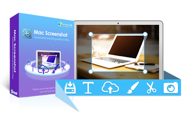 take screenshot on Mac OS