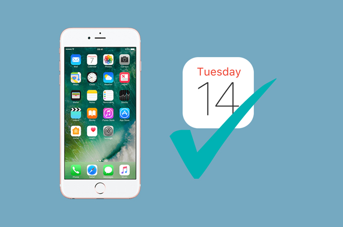 How to recover lost calendar from iPhone