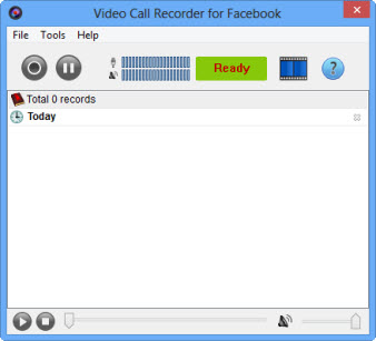 Video Call Recorder for Facebook