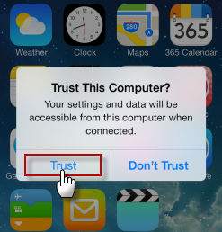 Trust your device