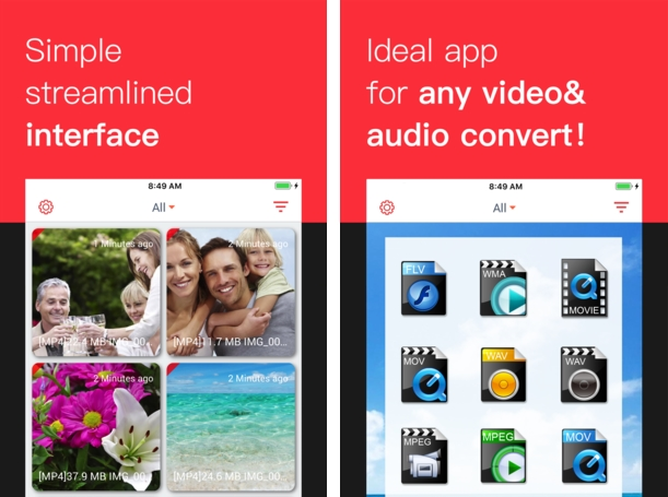 iConverter iPhone video converter