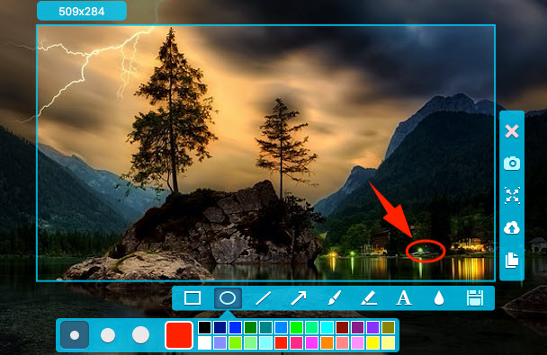 edit screenshot on mac