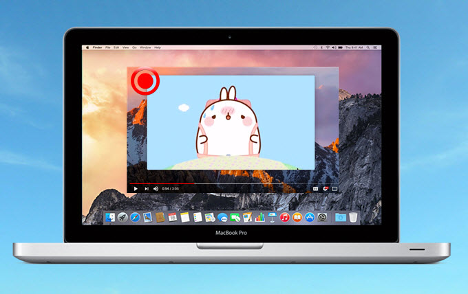 how to record gameplay on mac