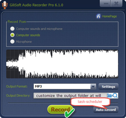 gilisoft win 10 recorder