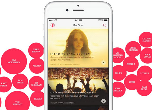 apple music for iphone