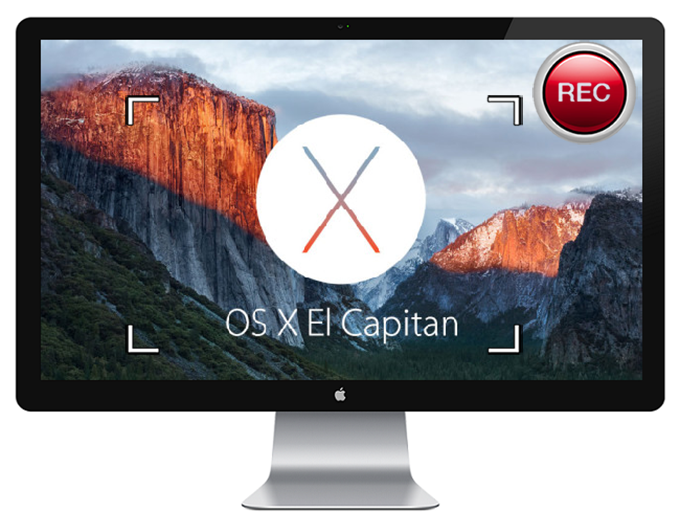 Screen recorder for mac os easy ways to record screen on os x el capitan ccuart Gallery