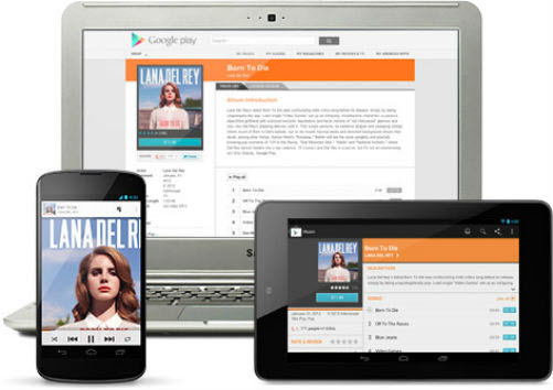 google music platforms