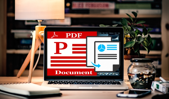 Copy text from PDF