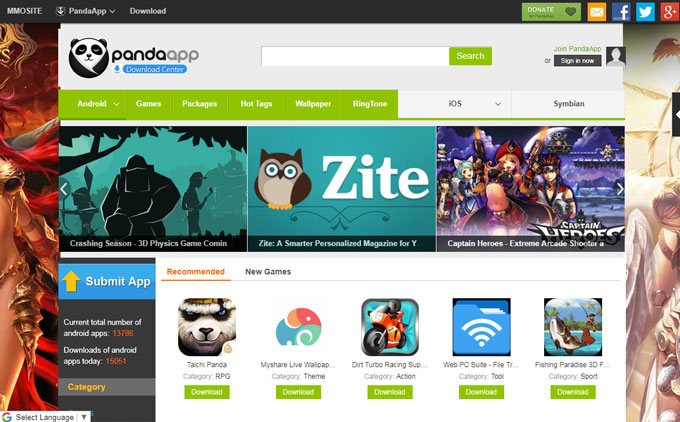 best torrent site to download android games