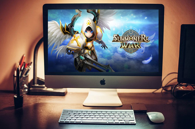 play Summoners War on pc
