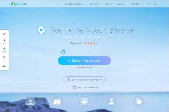 apowesoft free online video converter