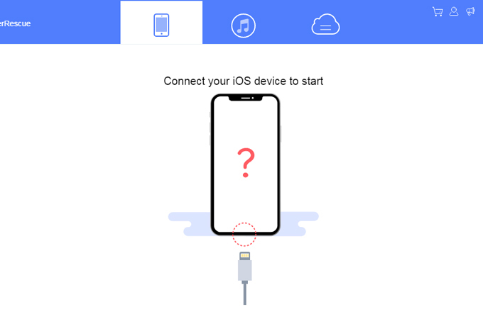 Connect iPhone 7 to PC
